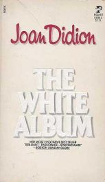 cover of The White Album by Joan Didion