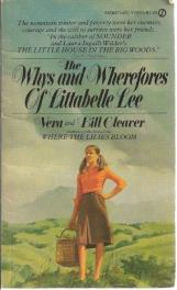 cover of The Whys and Wherefores of Littabelle Lee by Vera and Bill Cleaver