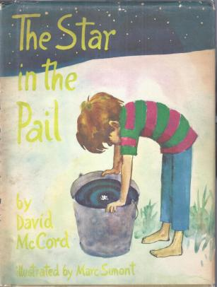 cover of The Star in the pail by David McCord