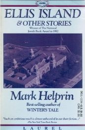 cover Ellis Island and Other Stories by Mark Helprin