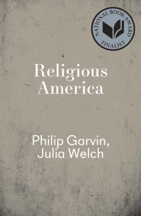 cover Religious America by Philip Garvin, Julia Welch