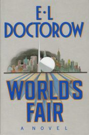 cover of World's Fair by E L Doctorow
