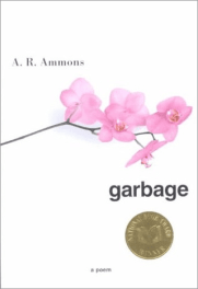 Garbage by A. R. Ammons book cover