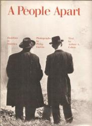 cover of A People Apart Hasidism in America by Arthur A Cohen and Philip Garvin