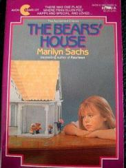 cover of The Bear's House by Marilyn Sachs