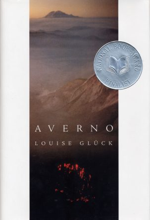 AVERNO by Louise Glück book cover, 2006