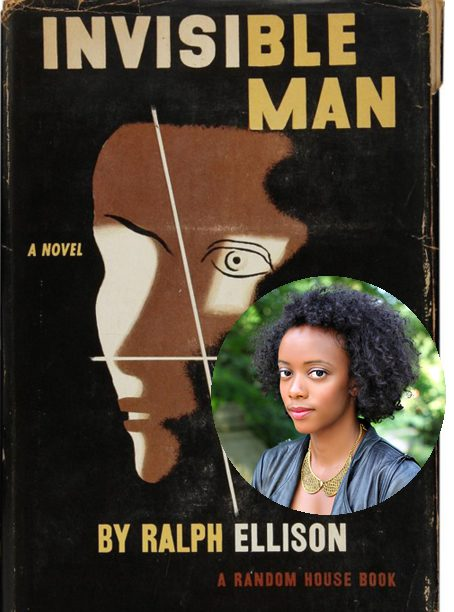 Angela Flournoy Celebrates Ralph Ellison's Invisible Man