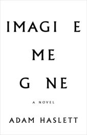 Imagine Me Gone, by Adam Haslett book cover