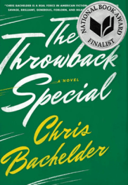 The Throwback Special by Chris Bachelder book cover