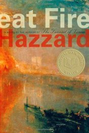 The Great Fire by Shirley Hazzard, book cover 2003