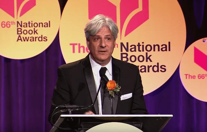 2015 NBA Fiction Award presented by David L. Ulin