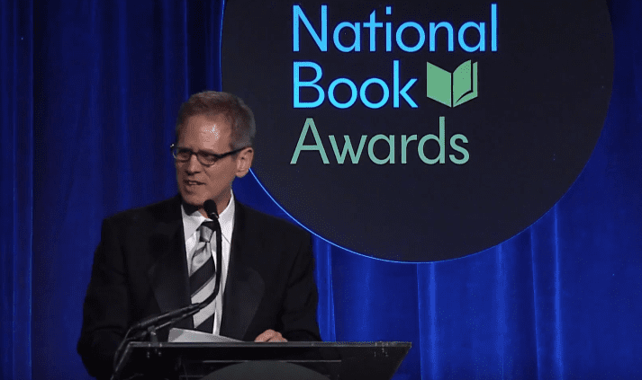 2016 National Book Awards - David Steinberger