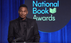2016 National Book Awards - Terrance Hayes Presents Cave Canem with Literarian Award