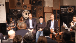 5 Under 35 Celebration, 2016, Author Panel Discussion