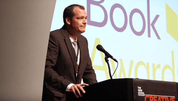 Chris Bachelder reads from The Throwback Special, 2016 NBA Finalists Reading