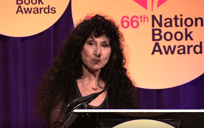 Diane Ackerman presents the 2015 National Book Award in Nonfiction