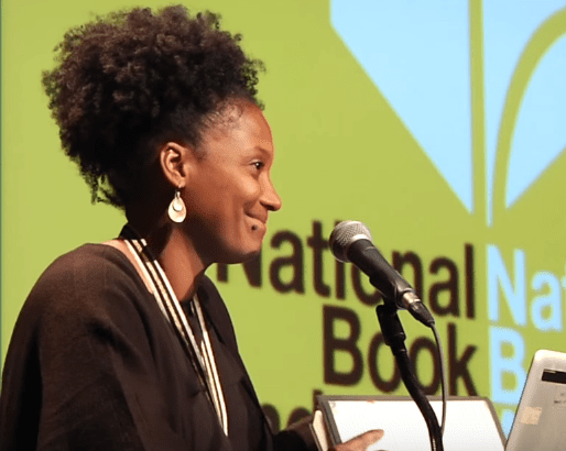 Tracy K. Smith reads at the 2015 National Book Awards Finalists Reading