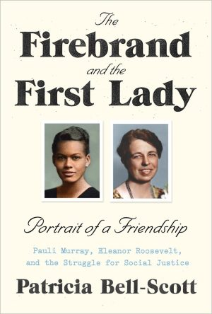 Firebrand and the First Lady by Patricia Bell-Scott book cover