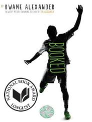 Booked by Kwame Alexander book cover