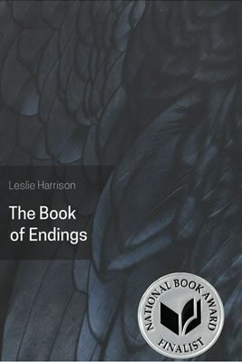 The Book of Endings by Leslie Harrison book cover