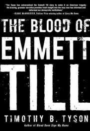 The Blood of Emmett Till by Timothy B. Tyson book cover