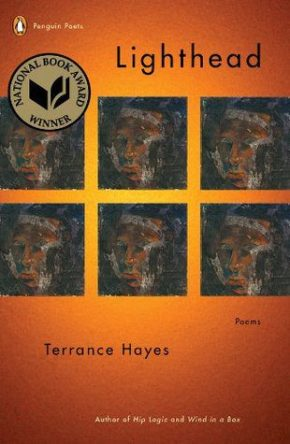 Lighthead, by Terrance Hayes, book cover 2010