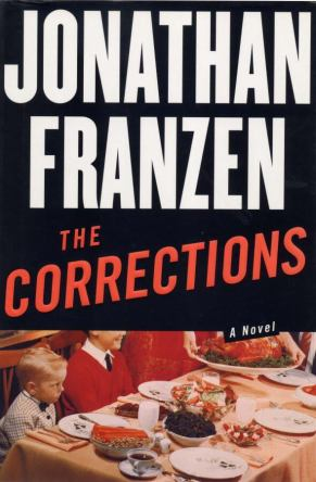 The Corrections, by Jonathan Franzen, Book Jacket