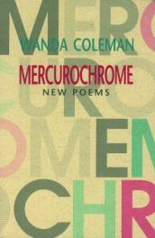 Mercurochrome, by Wanda Coleman book cover