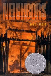 Neighbors: The Destruction of the Jewish Community in Jedwabne, Poland by Jan Tomasz Gross book cover