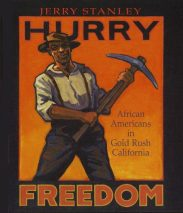 Jerry Stanley – Hurry Freedom book cover