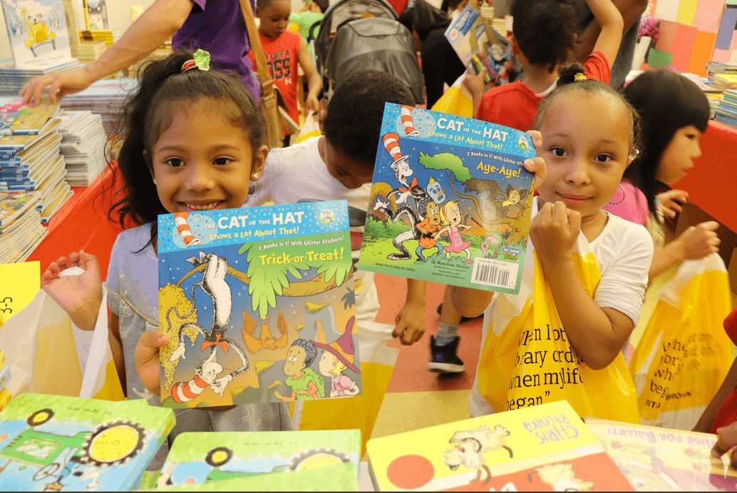 HUD And National Book Foundation Work To Promote Reading In Public Housing