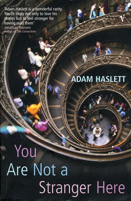 2002_You Are Not a Stranger Here by Adam Haslett book cover