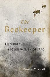The Beekeeper by Dunya Mikhail book cover