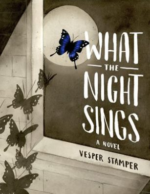 What the Night Sings by Vesper Stamper book cover