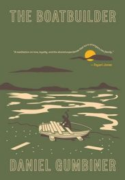 The Boatbuilder by Daniel Gumbiner book cover