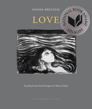 Love by Hanne Orstavik book cover