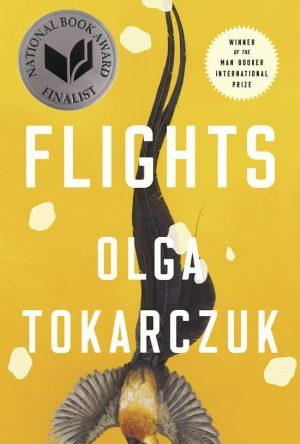 Flights by Olga Tokarczuk book cover