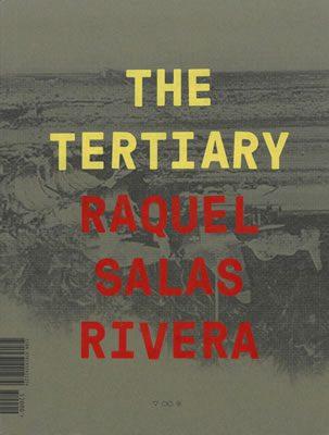 lo terciario / the tertiary by Raquel Salas Rivera book cover