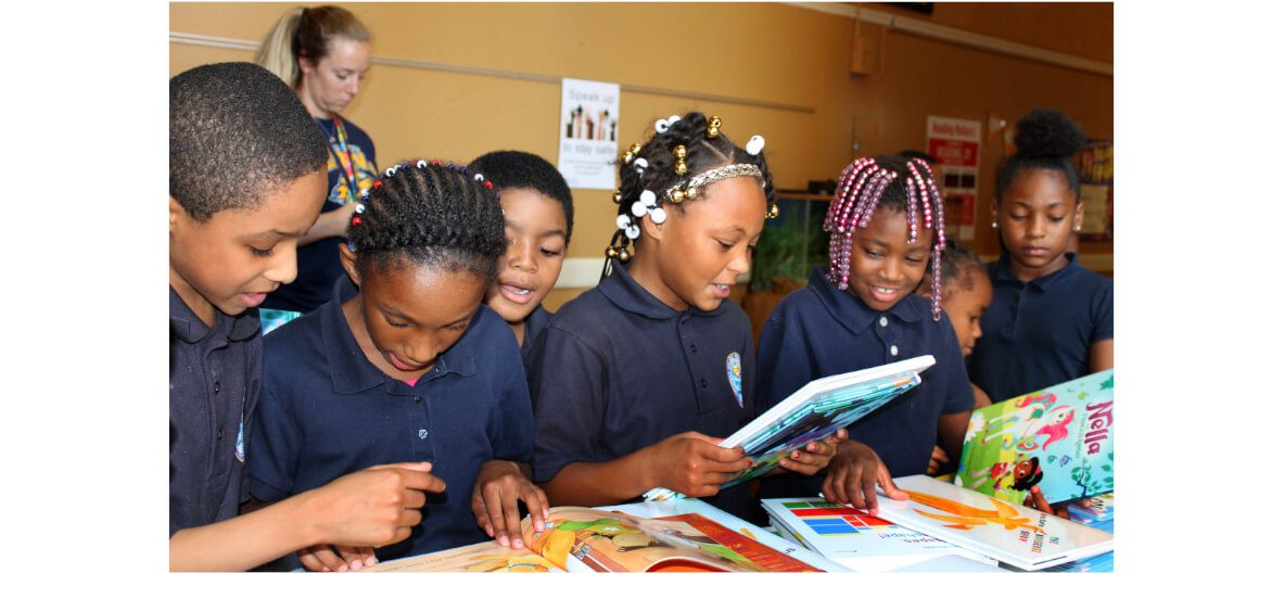 In Third Year, Book Rich Environments to Reach One Million Free Books Distributed