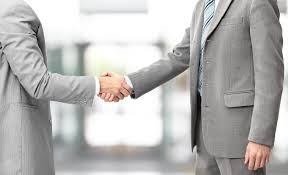 Importance of a Warm Introduction for referral businessmen
