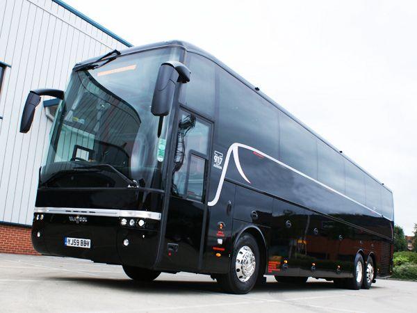 coach hire london