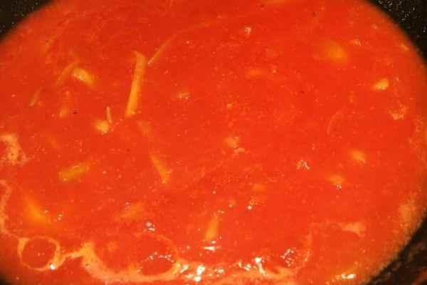 Reduce sauce for west african cauliflower jollof rice sauce nationaldish
