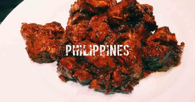 How do you make Filipino Pork Adobo | Adobo Baboy | What is the national dish of the Philippines?