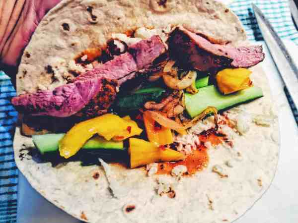 Low carb burrito how do you make a burrito healthy