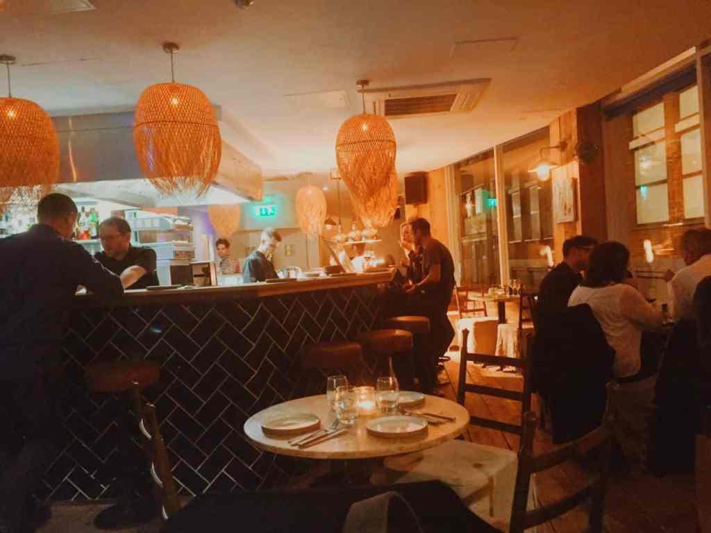 Rambla Convent Garden Soho London restaurant review national dish