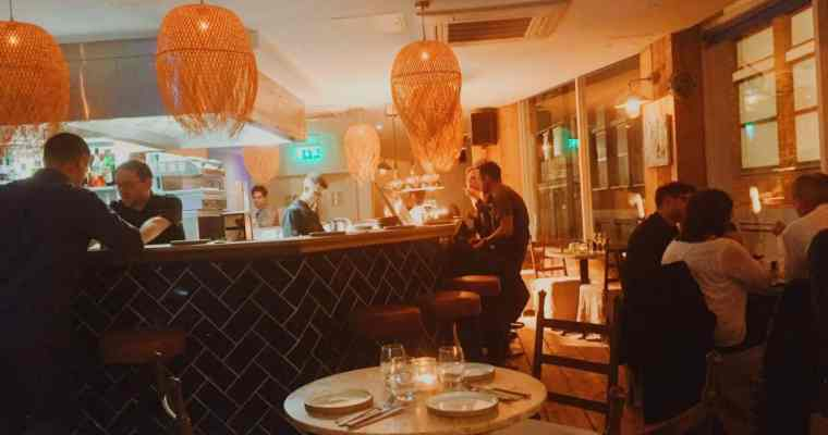 What's it like to eat at Rambla Covent Garden Soho London | National Dish Restaurant Review