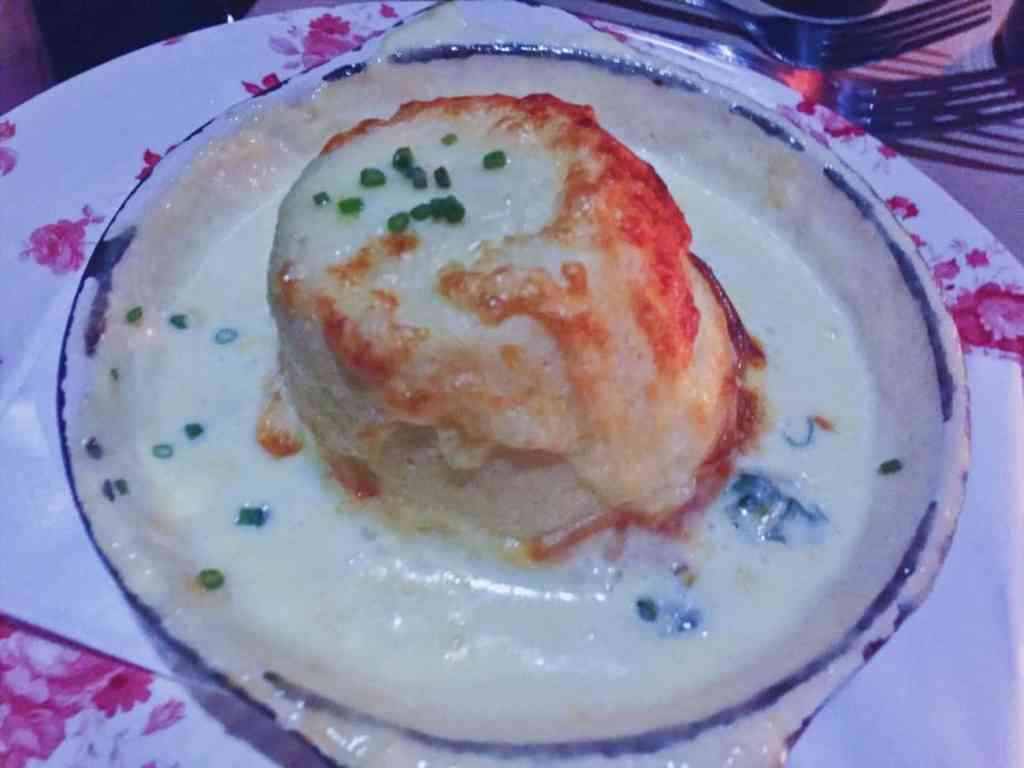 The Comte Souffle from Petit Coco Cheltenham