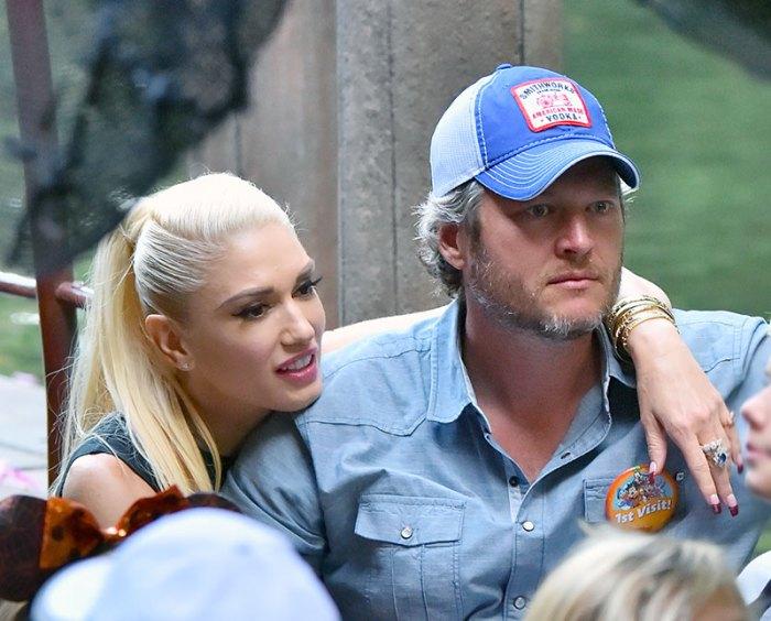 Blake Shelton Talks Life In Oklahoma With Gwen Stefani As