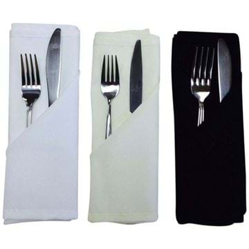 Picture of 20 inch Polyester Napkin