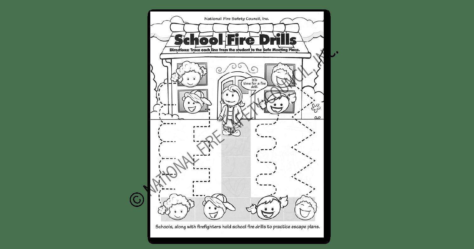 Fire Drill Log Sheet Sample